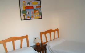 chambre n°2 2 lits adultes