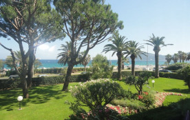 BORD DE MER - résidence DYONISOS 27m² nbre pièces 2 -couchage 3 -type deux pièces vacances