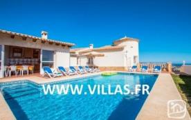 Villa AB Jama - Belle villa sur deux étages avec piscine privée.