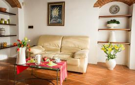 Appartement pour 2 personnes à Monte San Savino