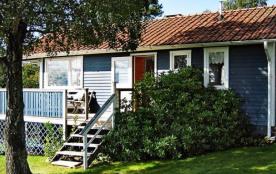 Maison pour 5 personnes à Höviksnäs