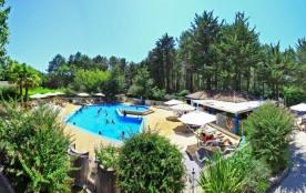 camping L'Océane 3 étoiles , 99 emplacements à Vielle Saint Girons