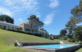 Chambres d'Hôtes 2 Chambres en rdc avec piscine pour 4 personnes