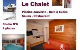 FR-1-260-7 - LE CHALET - Piscine
