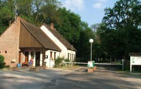 Camping La Grande Sologne, 150 emplacements, 12 locatifs