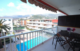 APARTMENT in CASTELLDEFELS with POOL TENIS BASKET