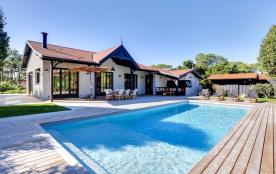 Villa Lège-Cap-Ferret - Plage Mimbeau 200m