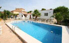Location villa pour 6 personnes à Ametlla de Mar proche plage | eric