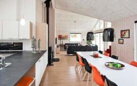 Maison pour 8 personnes à Glesborg