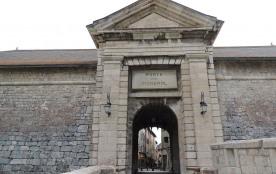 La citadelle - Porte de Pignerol