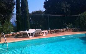 Charmante villa en pierre avec piscine, sur deux niveaux située à quelques centaines de mètres de...