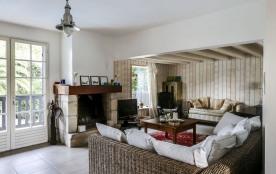 squarebreak, Jolie villa familiale avec piscine au Pyla