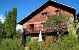 Maison de montagne- 10 personnes- Briançon hauteurs