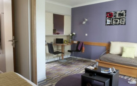 Adagio Aparthotel Paris Buttes Chaumont - Appartement Studio 2 personnes