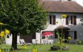 gite jurassien, vacances au lac de CHALAIN - Marigny
