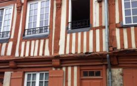 Facade classée de l'immeuble