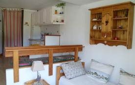 Appartement de standing classé 'Meublé de tourisme' 3 étoiles, plein sud au pied des pistes.