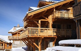 Chalet Husky - Chalet Individuel 12 pers.