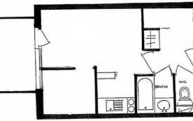 Appartement 2 pièces 5 personnes (73)