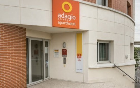 Adagio access Aparthotel Nogent-sur-Marne - Appartement Studio 2 personnes