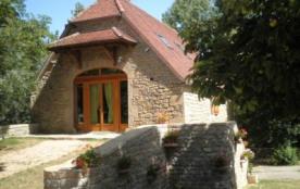 Gîte de caractère: 8p, entre Rocamadour et Padirac