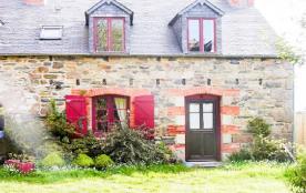 Maison style cottage, proche bord de mer et port de plaisance, 4 couchages