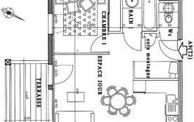 Appartement 2 pièces 6 personnes (09)