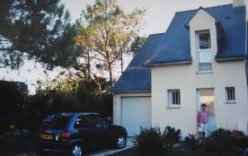 Detached House à BATZ SUR MER
