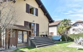 Accueillante maison de ville à Annecy
