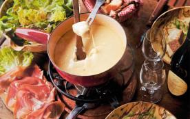 fondue typique