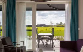 Studio pour 3 personnes à Oostkapelle