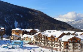 Ternélia Les Hauts de Préclaux 3* pour des vacances d'exception au pied des pistes dans une stati...
