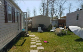 Mobil-home au domaine dugny CAMPING 4 ETOILES