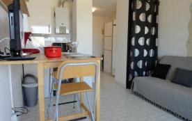 Appartement studio cabine de 21 m² environ pour 2 personnes situées au cœur du secteur le plus tr...