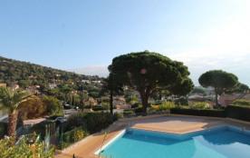 La résidence Les Jardins d'Amaryllis est située dans la ville bien connue de Cavalaire-sur-Mer (Provence-Alpes-Côte d...