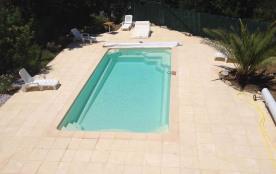 Villa de standing Provençale, Piscine Balnéo nage contre courant , 6 pers, vue panoramique dans un cadre verdoyant
