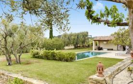 Mas en Provence au cœur des vignobles à La Cadière