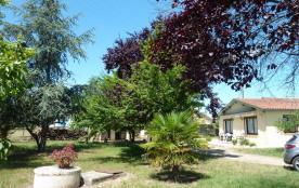 Maison de vacances à Eymet en Dordogne