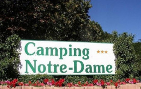 Camping Notre Dame, 44 emplacements, 11 locatifs