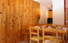 Appartement 2 pièces mezzanine 7 personnes (A022)