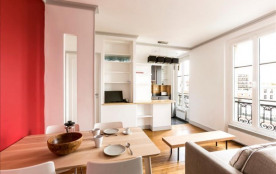 Bright apartment in 13th arrondissement
