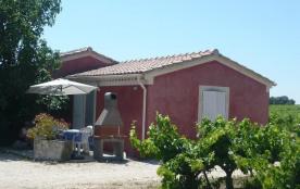 Gîtes de France - Villa indépendante en rez-de-chaussée, avec terrasse de 15 m² ombragée au sud e...