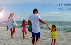 Grande maison vacances à la mer et plage - 5 chambres / 8 grandes pièces - location idéale familles et amis