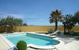 Villa AC4426 - Villa avec piscine à Marseillan - AC4426