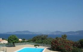 Dans résidence avec piscine, tennis, portail électrique et place de parking privative, exposé sud...