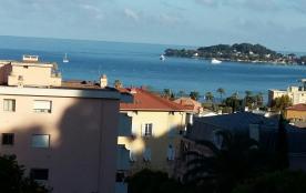 Vue mer depuis la location