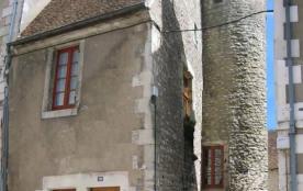 Un studio au cœur de la cité historique de la Charité Sur Loire.