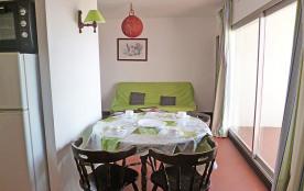 Appartement pour 3 personnes à Le Barcarès