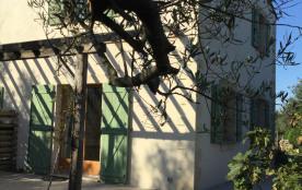 """Terrasse du """"Figuier"""""""