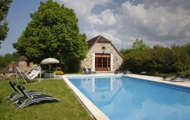 Superbe propriété avec 2 maison, grand piscine, salle de jeux et magnifique vue - Fleuret Maison